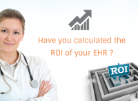 Calculate ROI of your EHR
