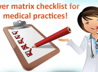 Payer matrix checklist for medical practices!