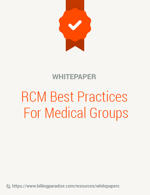 White paper for RCM Best Practices
