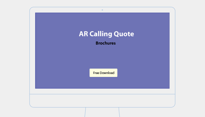 AR Calling Quote