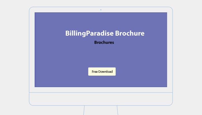 BillingParadise Brochures