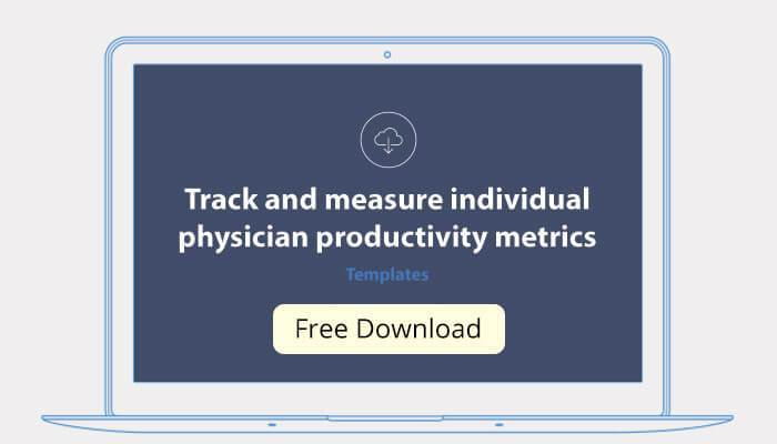 Individual Physician Productivity Metrics