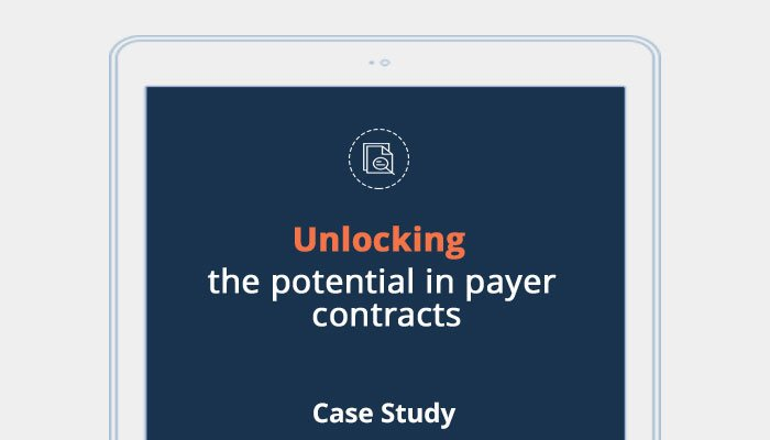Payer Capitation Contract