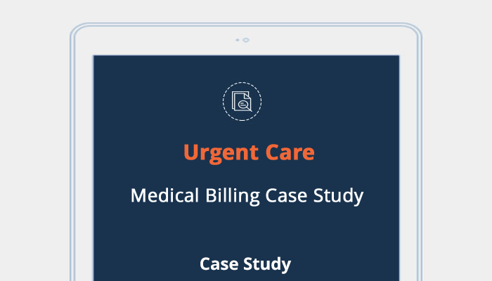 Urgent Care Billing Casestudy