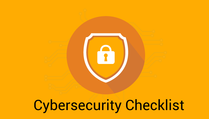 Cyber Security Checklist Tools