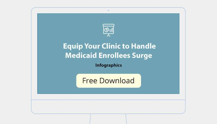 Medicaid Enrollees Surge