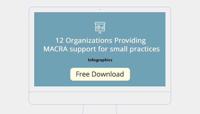 12 organization providing macra support